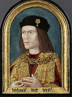 -Richard Iii Earliest Surviving Portrait