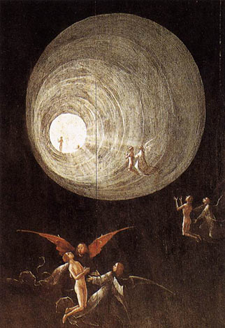 The-Ascent-Of-The-Blessed H.Bosch