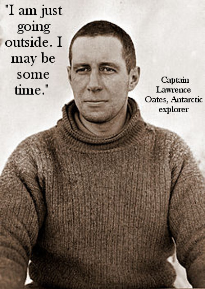  Captain Lawrence Oates