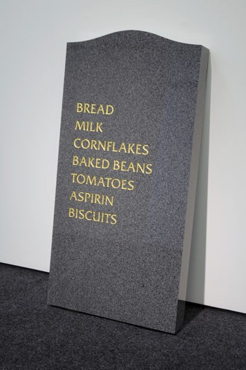  David Shrigley Gravestone