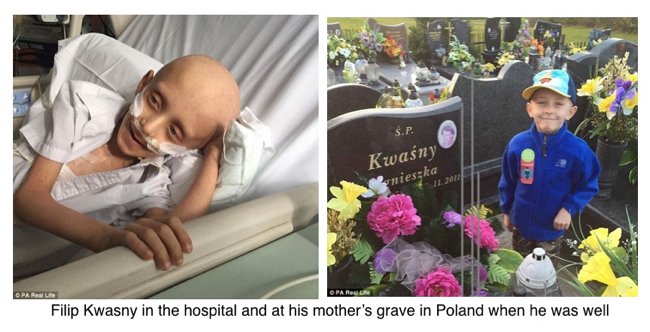 Kind-hearted strangers have been donating to help him be buried in the same  coffin as his mother e81892a7e823