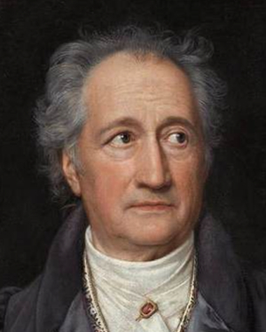  Goethe By Steiler, Karl Joseph
