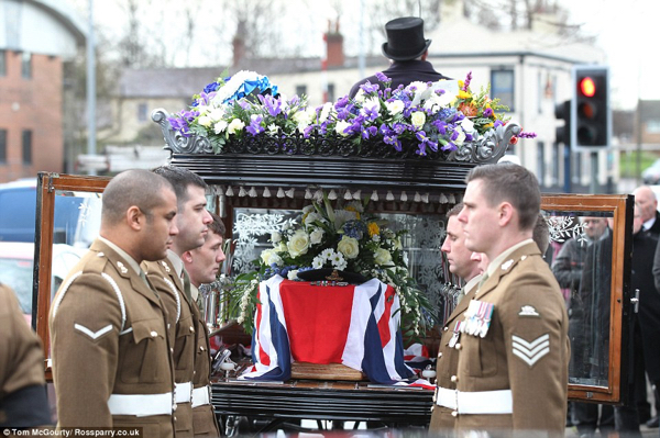 Harry Thrush Funeral-2