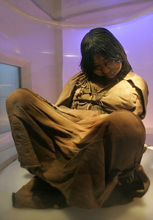 Incan Mummy 500-Year-Old