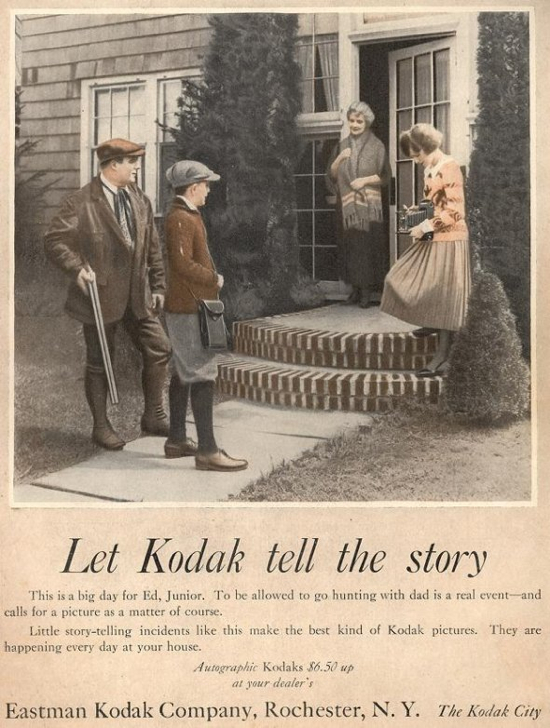  Kodak Vintagead