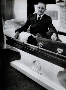  Live Jim Gernhart In Casket