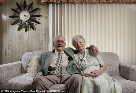 Married 83 Years