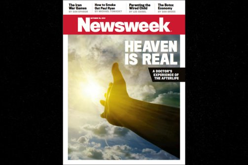  Newsweek Heaven Is Real