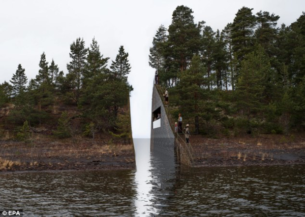 Norwegian Memorial Victims Brevik