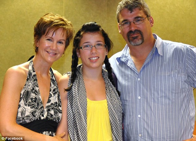 Rehtaeh Parsons+Parents