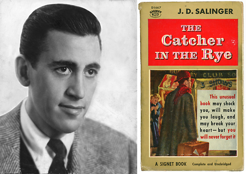  Salinger&Catcher