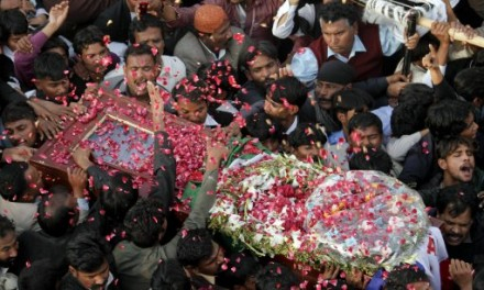  Shahbaz Bhatti Funeral