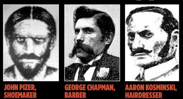 The Suspects Jack Ripper