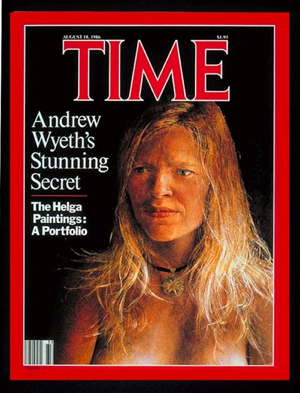 Time Cover Helga