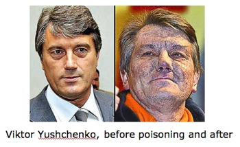 Viktor Yuschenko, Before Poisoning And After
