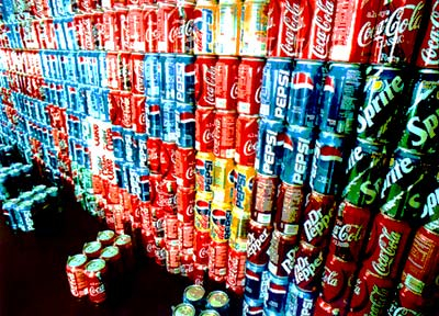 Soft Drink-Cans