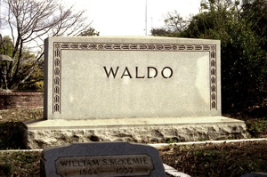  Tombstones-Waldo