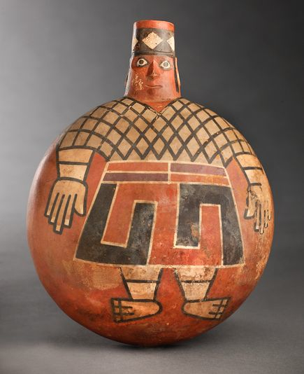 New-Untouched-Royal-Tomb-Peru-Clay-Pot 68837 600X450-1