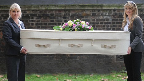  Woolen Coffins Prince Charles
