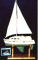 &#160; Sailboat Urn-1