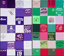 T-Shirt Quilt