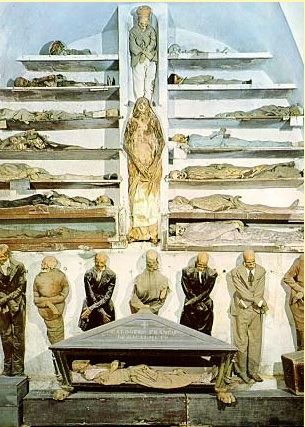 &#160; Capuchin Catacombs Palermo 